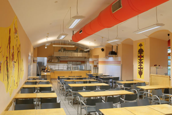 Studentenhaus Türkenstrasse 3 Mensa
