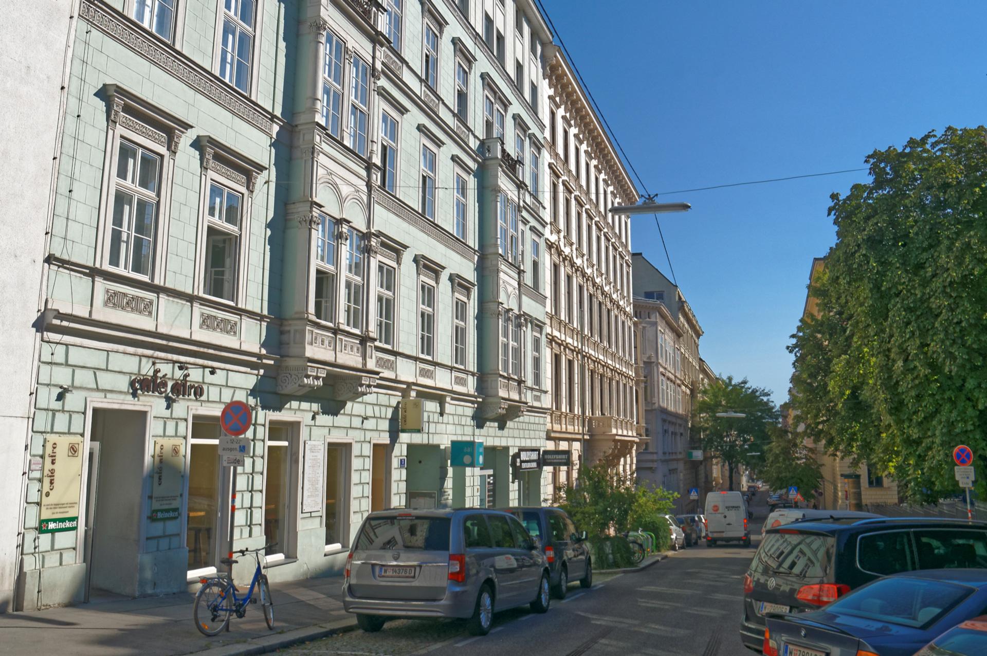 Studentenhaus AAI Türkenstraße 3