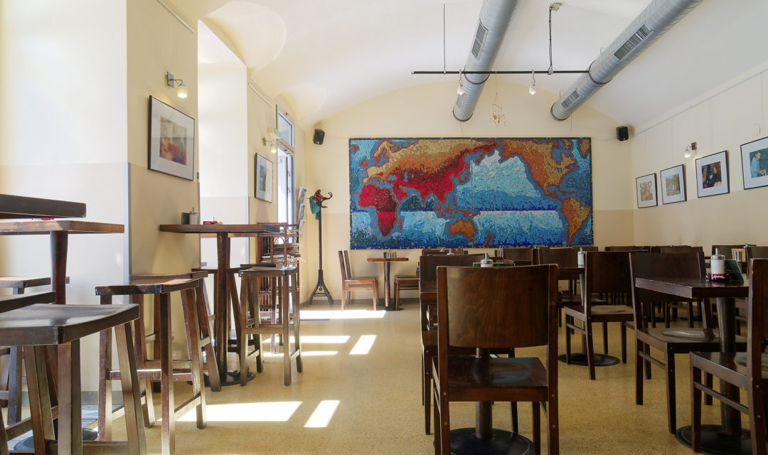 Studentenhaus AAI Café