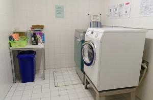Musikstudentenhaus-Waschküche